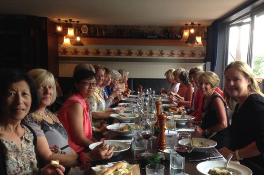ladies lunch1